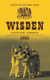 Wisden Cricketers' Almanack 2005 by Matthew Engel image