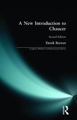 A New Introduction to Chaucer by D.S. Brewer image