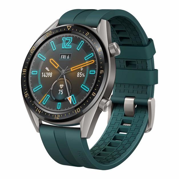 Huawei Watch GT (Titanium Grey/Green)