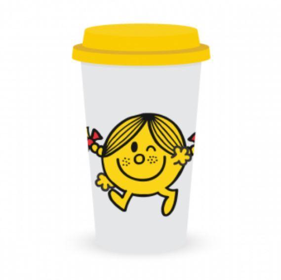Mr. Men Little Miss: Travel Mug: Little Miss Sunshine