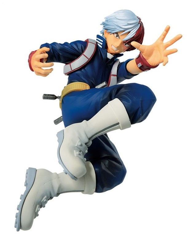 My Hero Academia: Shoto Todoroki (Coloured) - PVC Figure