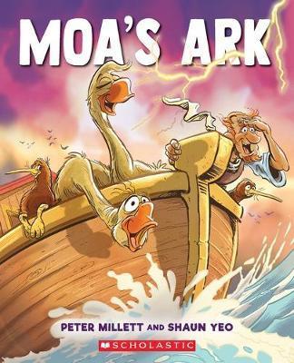 MOA'S ARK by Peter Millett