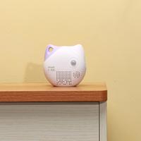 Portable Air Deodorizer/Air Purifier - For Pets (Purple)