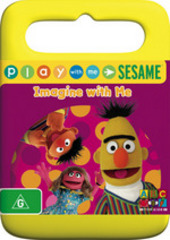 Play With Me Sesame - Imagine With Me on DVD
