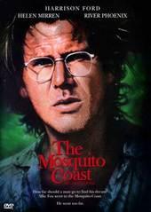 Mosquito Coast (1986) on DVD