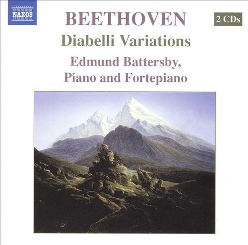 Diabelli Variations, Op. 120 by Ludwig van Beethoven