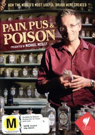 Pain, Pus & Poison on DVD