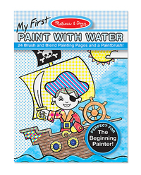 Melissa & Doug: My First Paint with Water Art Pad Blue