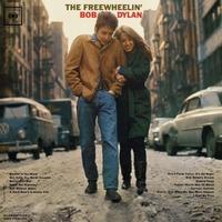Freewheelin' Bob Dylan (LP) by Bob Dylan