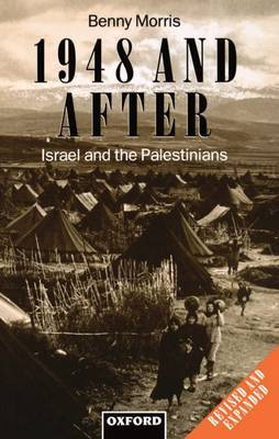 1948 and After by Benny Morris