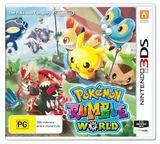 Pokemon Rumble World for Nintendo 3DS