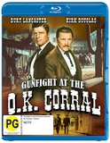 Gunfight at the OK Corral on Blu-ray