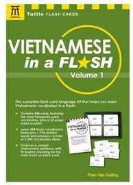 Vietnamese in a Flash: v. 1 by Phan Van Giuong image
