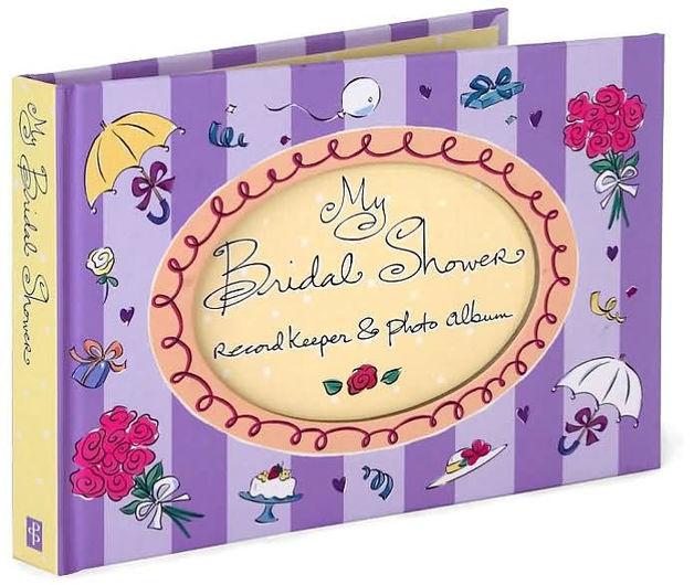 My Bridal Shower by Evelyn L. Beilenson