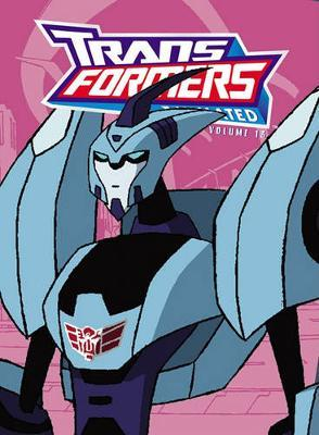 Transformers Animated Volume 13 by Marty Isenberg image