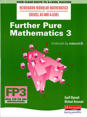 Heinemann Modular Maths Edexcel Further Pure Maths 3 image