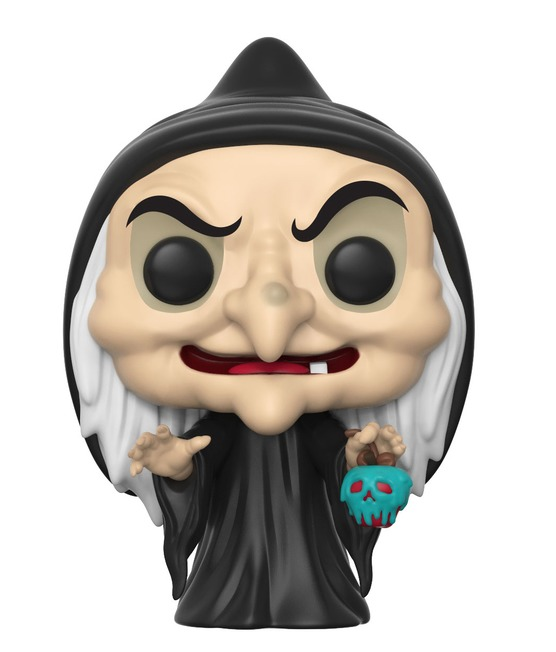 Snow White & the Seven Dwarfs - Evil Queen Pop! Vinyl Figure