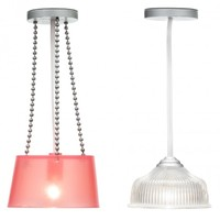 Lundby: Smaland (2015) - Lamp Set 3: 2 Ceiling Lamps