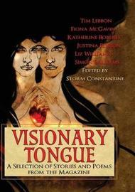 Visionary Tongue by Tim Lebbon