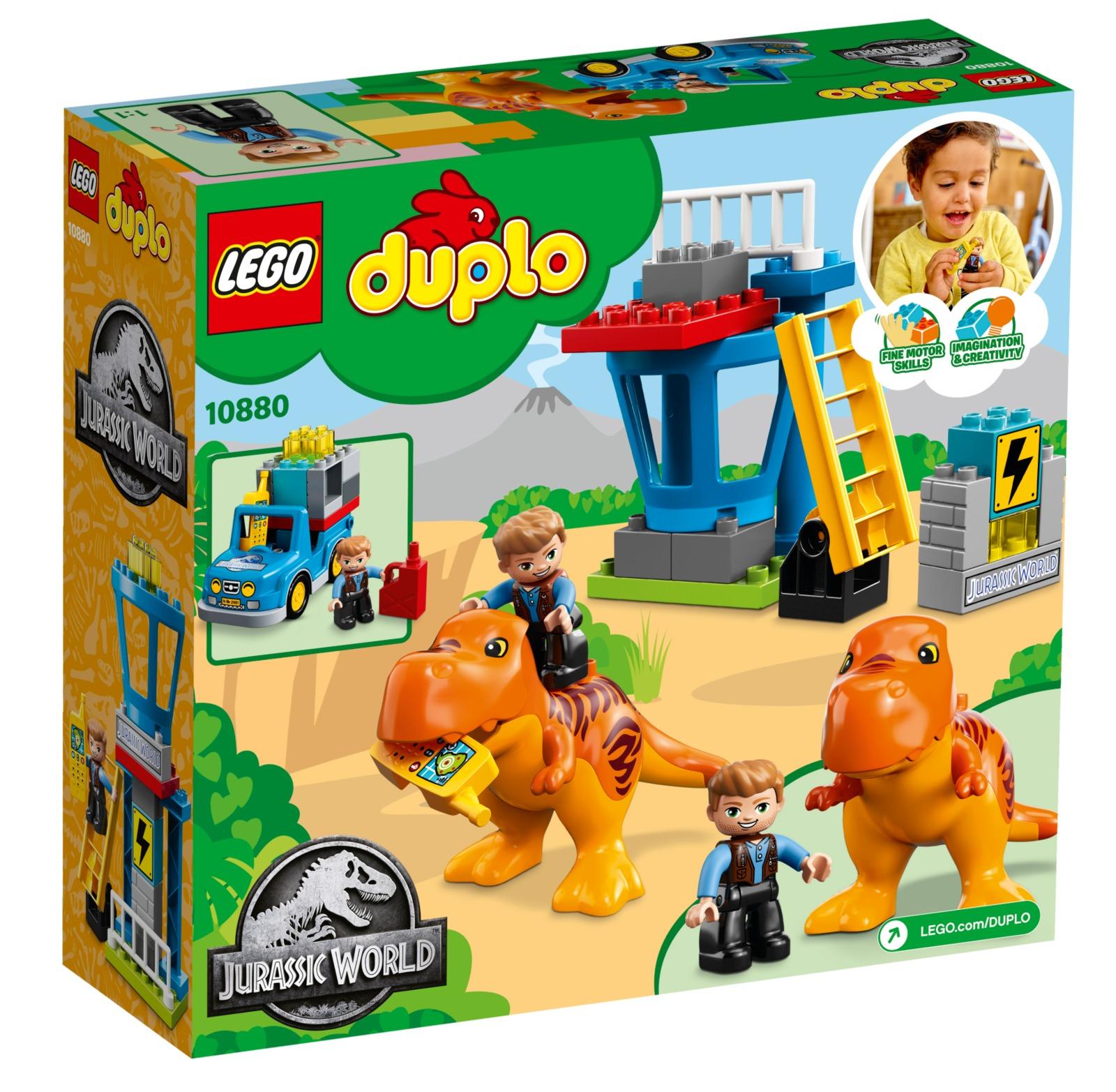 LEGO DUPLO: T.Rex Tower (10880) image