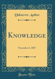 Knowledge by Unknown Author image