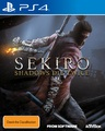 Sekiro: Shadows Die Twice for PS4