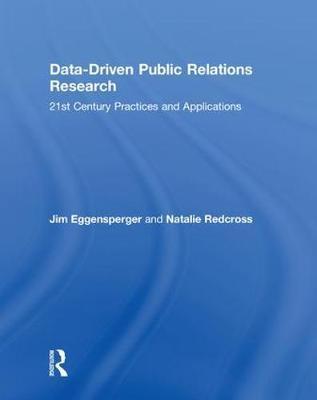Data-Driven Public Relations Research by Jim Eggensperger