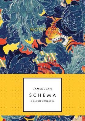 James Jean: Schema Notebook Collection (Set 3) by James Jean