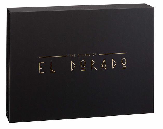 The Island of El Dorado - Board Game