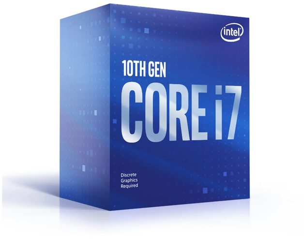 Intel Core i7-10700KF 8-Core 3.80GHz CPU