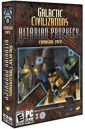 Galactic Civilizations: Altarian Prophecy for PC Games