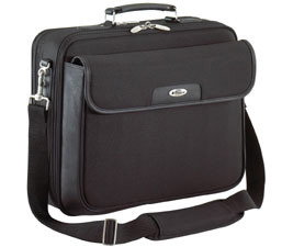 """Targus LapPac 5 Notebook Case - Nylon Up to 15.4"""" Fits Up to 15.4"""" Screens"""