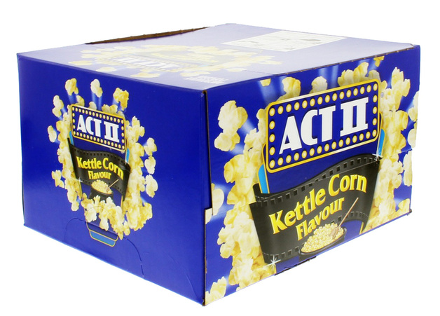 Act II - Kettle Corn 85g (12 Pack)
