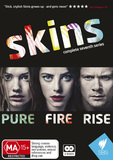 Skins - Complete Seventh Series on DVD