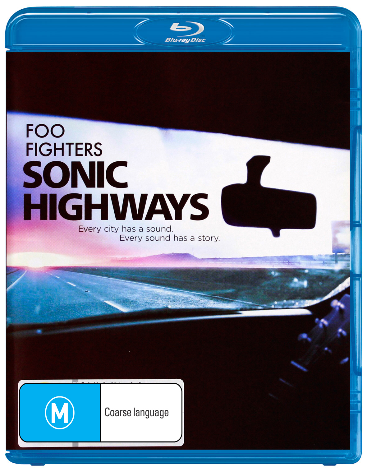 Foo Fighters - Sonic Highways on Blu-ray image