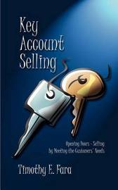 Key Account Selling by Timothy E. Fara image