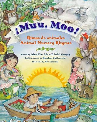 Muu, Moo! by Alma Flor Ada image