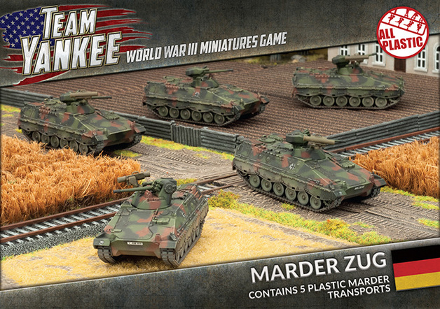 Flames of War: Team Yankee - Marder Zug