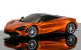 Scalextric McLaren 720S Slot Car (Azores Orange)