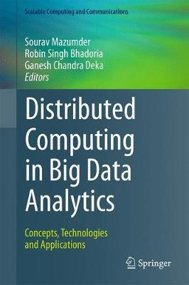 Distributed Computing in Big Data Analytics