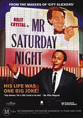 Mr Saturday Night on DVD