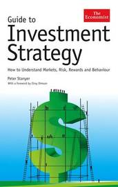 The Economist Guide To Investment Strategy by Peter Stanyer image