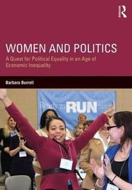 Women and Politics by Barbara Burrell image