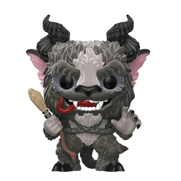 Krampus (Flocked) - Pop! Vinyl Figure (with a chance for a Chase version!)