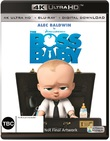 The Boss Baby (4K UHD + Blu-ray) on UHD Blu-ray