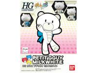 HGPG 1/144 Petit'gguy (Milk White) - Model Kit