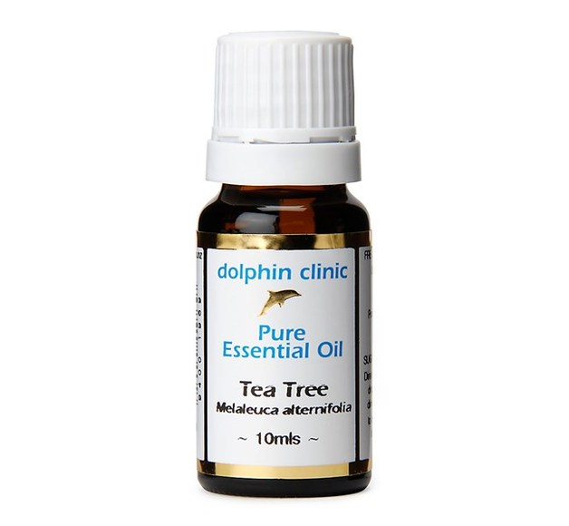 Dolphin Clinic Essential Oils - Tea Tree (10ml)