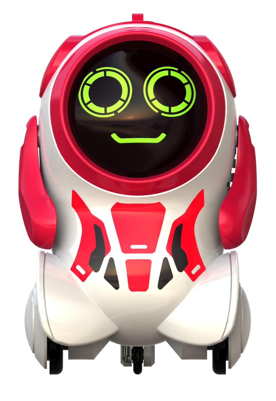 Silverlit: Pokibot Round - Red image
