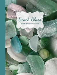 Beach Glass, Sea Glass & Beach Vibes- Blank Notebook Journal by Ahri's Notebooks & Journals