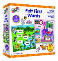 Galt: Felt First Words - Playset